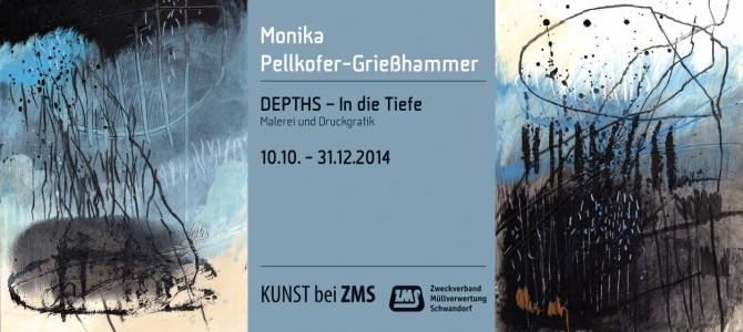 DEPTHS – In die Tiefe | Kunst bei ZMS