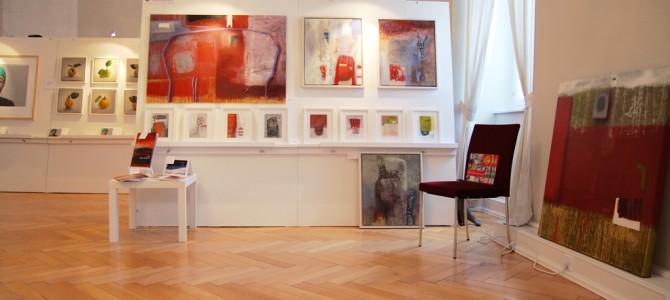1. Vernissage Künstlermesse Bodensee