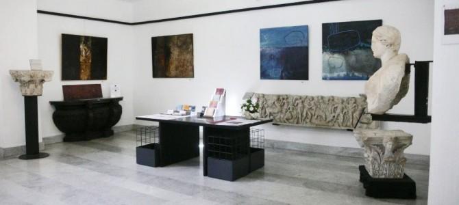 Ausstellung im Museo di Sant'Agostino, Genua/Italien
