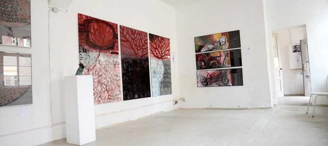 Zitat-Salat | Galerie M1, Gera