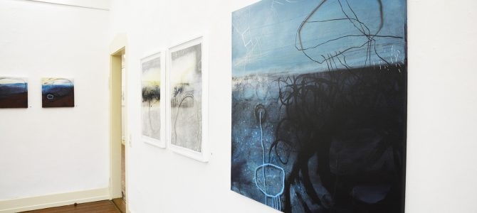 Land-Raum-Wandlung | Galerie Kirchner, Grünsfeld