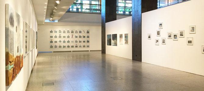 Bilderzyklen | Ausstellungshalle Neues Rathaus Bayreuth