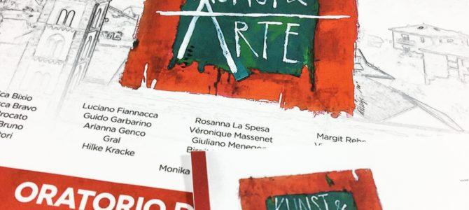 Kunst & Arte | Kunstausstellung in Finalborgo, Italien