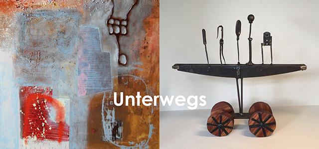 """Ausstellung """"UNTERWEGS"""""""